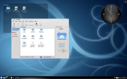 Digiplace met een KDE jasje aan