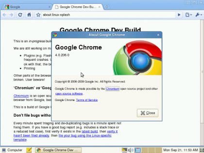 Schermafdruk-Chrome (Snapshot 1) [Running] - VirtualBox OSE-6