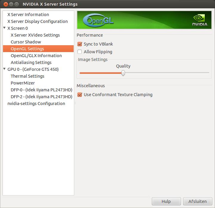 Nvidia linux driver install ubuntu 12 04