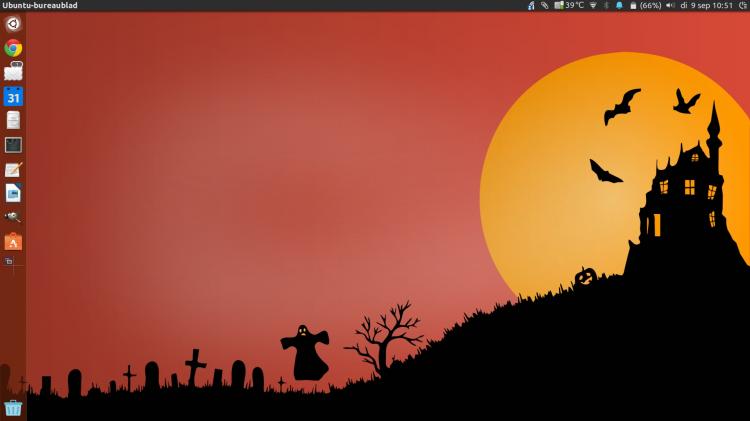 Ubuntu 14.04 Numix theme