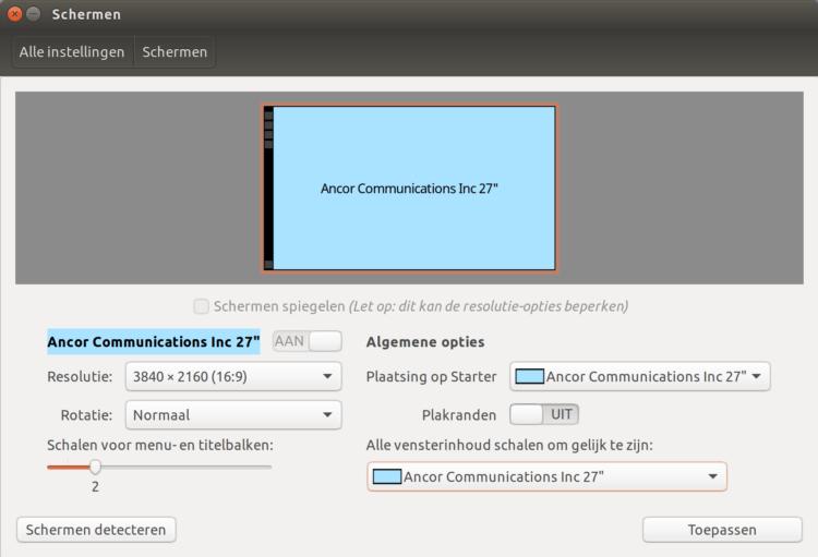 Ubuntu 4k uhd digiplace - Kiezen werkoppervlak ...