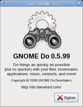 Gnome Do