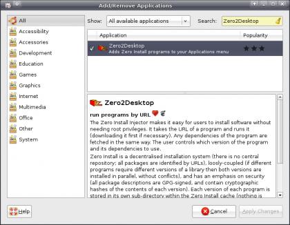 Zero2Desktop installeren