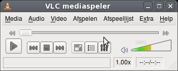 De nieuwe VLC