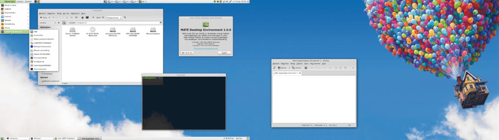Linux Mint 15 – Mate