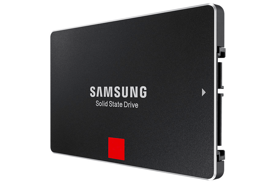 Ubuntu op een Samsung 850 PRO 512 Gb