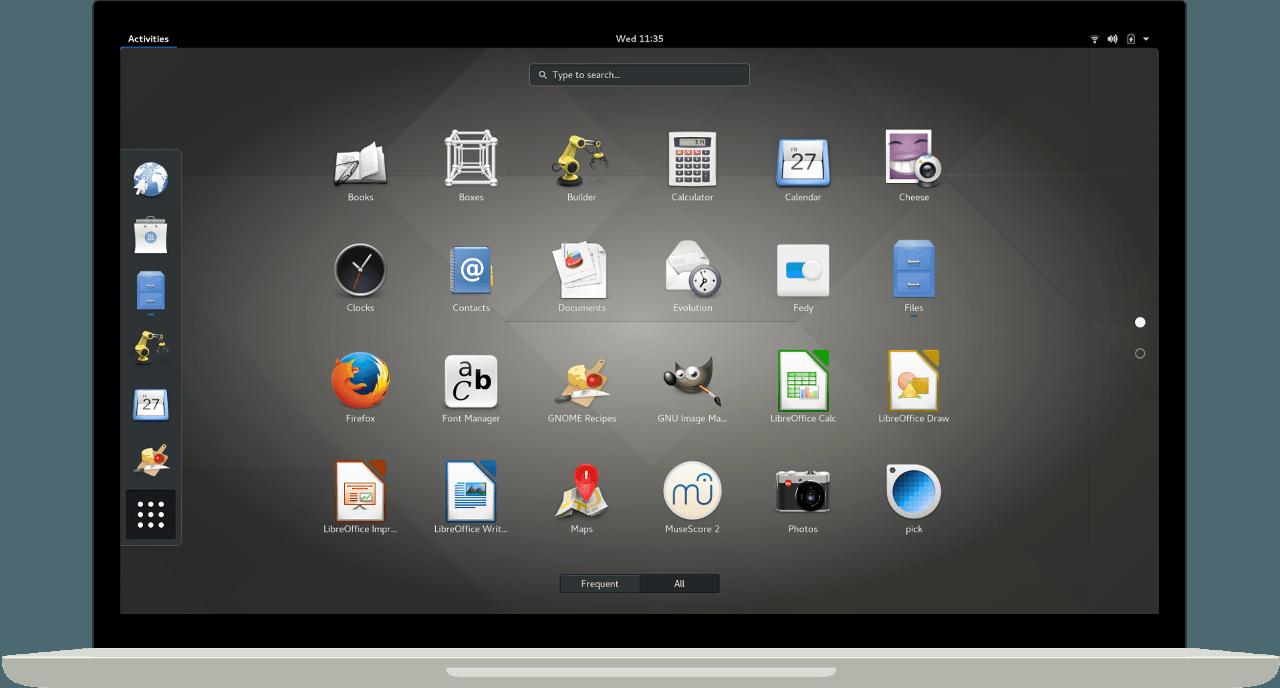 GNOME desktop